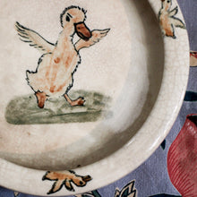 Load image into Gallery viewer, Weller Ware Duck Child's Dish