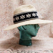 Load image into Gallery viewer, Vintage Jacquard Ribbon Hat Band
