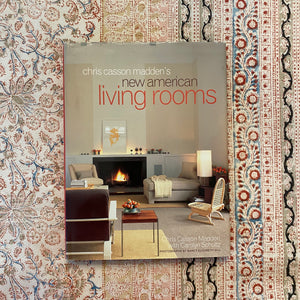New American Living Rooms
