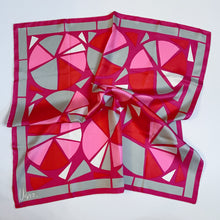 Load image into Gallery viewer, Vera Neumann Silk Scarf