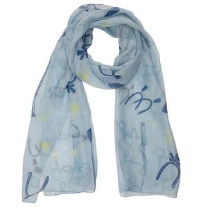 The Silk in Love Scarf