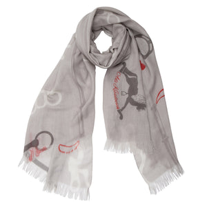 The Wool In Love Scarf