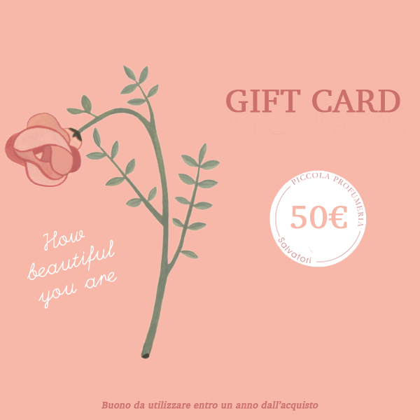 50€ Gift Card