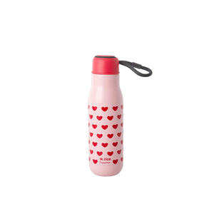 Rice Stainless Steel Thermo Bottle - Sweet Hearts Print