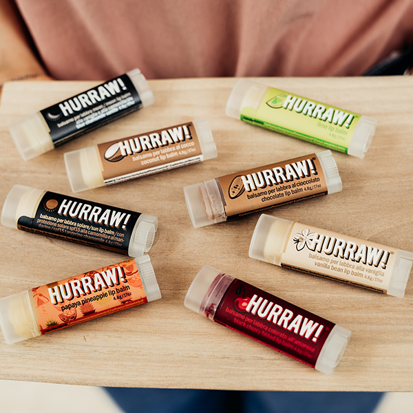 Hurraw!Balm Lip Balm - Moon