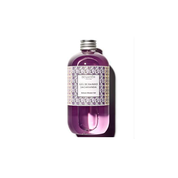 Benamor Jacaranda Deluxe Shower Gel