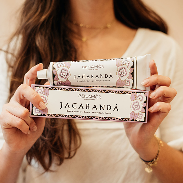 Jacaranda Milky Body Cream