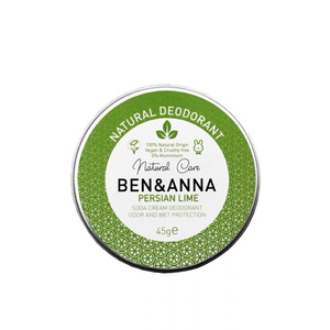 Ben & Anna Soda Cream Deodorant - Persian Lime