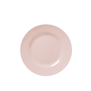 Rice Melamine Piatto Piano - Soft Pink - Piccolaprofumeria