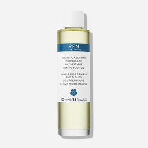 Ren Clean Skincare Anti - Fatigue Toning Body Oil