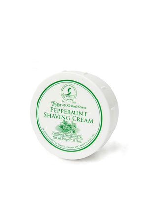 Shaving Cream Peppermint