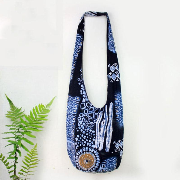 Hippie Sling Shoulder Bag - Trendy Bohemian