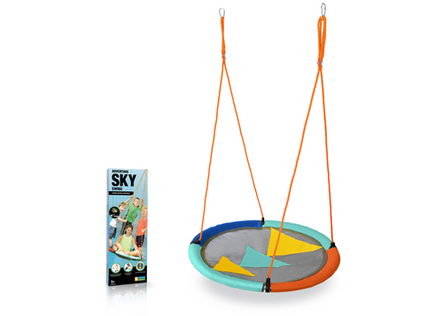 "40"" Adventure Sky Swing-Triangle"