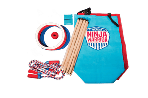 American Ninja Warrior™ Competition Set (33 pc. set) UPC: 859215007065