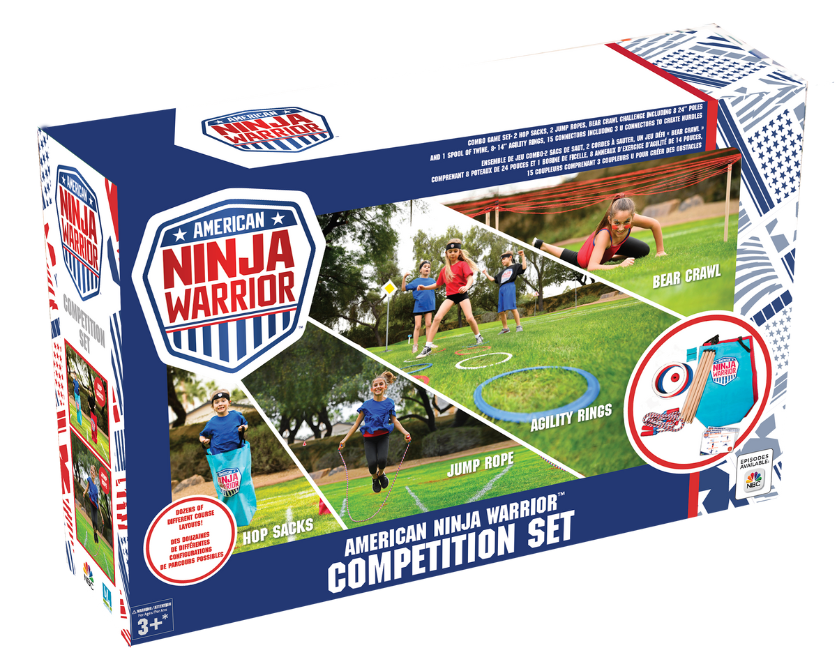 American Ninja Warrior™ Competition Set