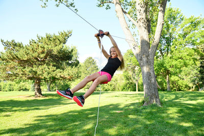 American Ninja Warrior™ - Zipline - 80 ft.
