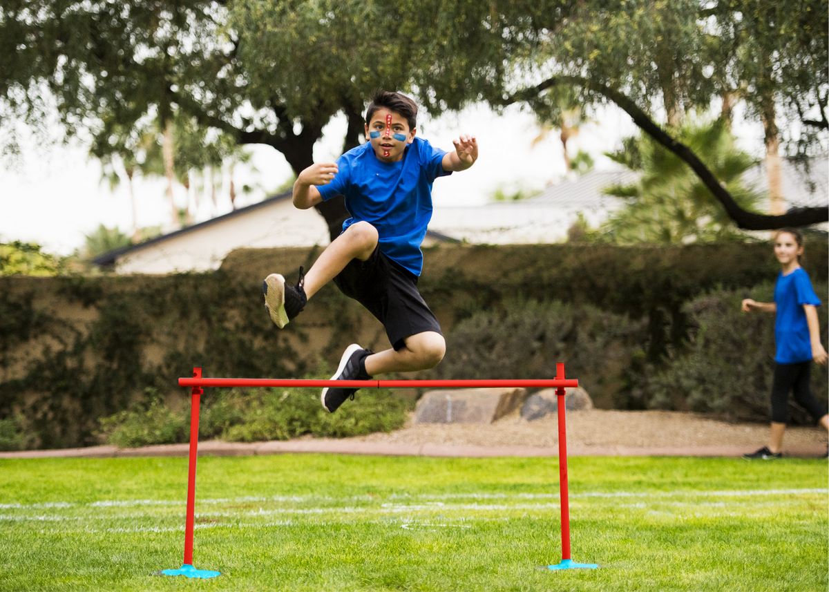 FREE GIFT! American Ninja Warrior Family Agility Set