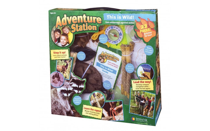 ADVENTURE STATION 'THIS IS WILD' KIT