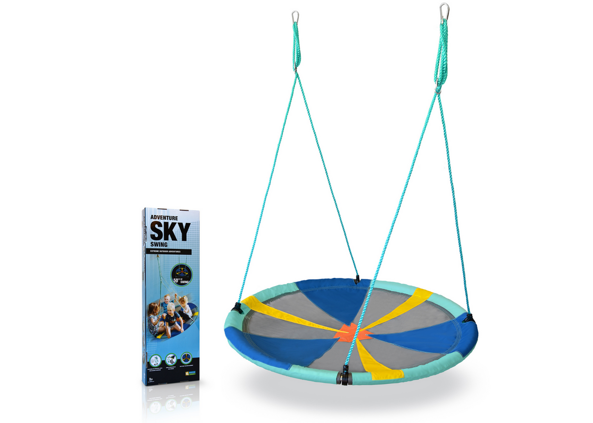 "50"" Adventure Sky Swing-Burst"