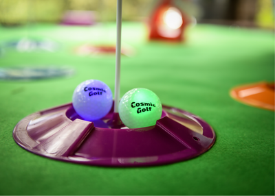 4Fun Cosmic Mini Golf