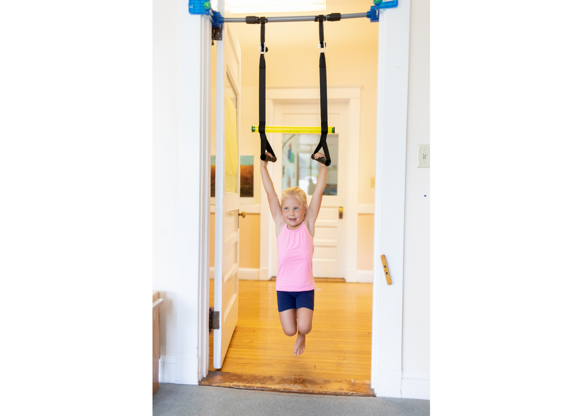 PRE-ORDER! Playzone-Fit Kidtrix Deluxe Doorway Swing