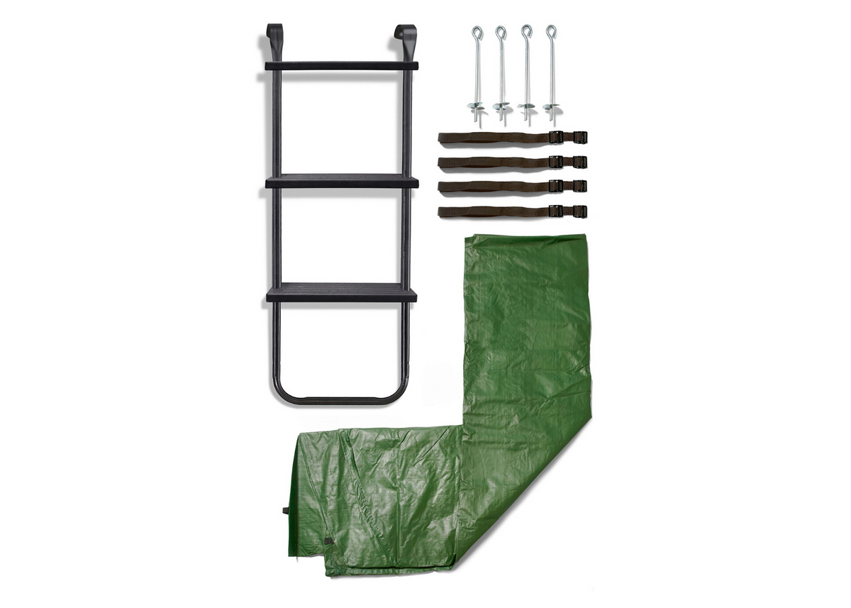 The Plum® 12ft Trampoline Accessory Kit