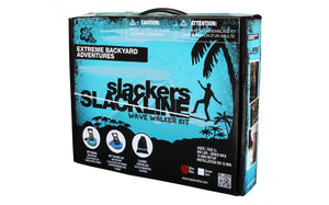 SLACKERS WAVE WALKER KIT - 50' BLUE