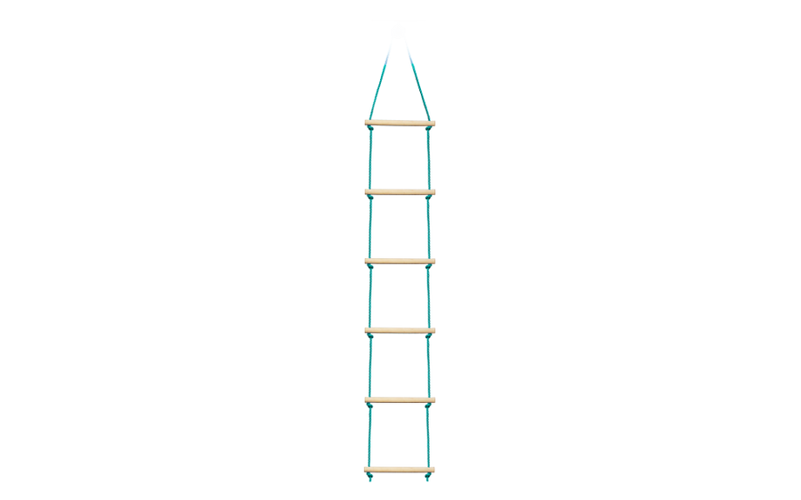 SLACKERS NINJA 8' CLIMBING LADDER OBSTACLE