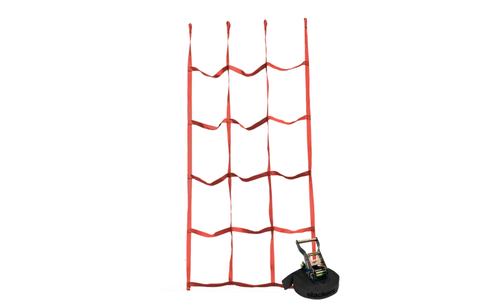 SLACKERS NINJA CARGO NET - RED