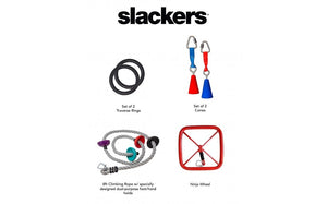 Slackers Ninjaline Ultimate Accessory Pack