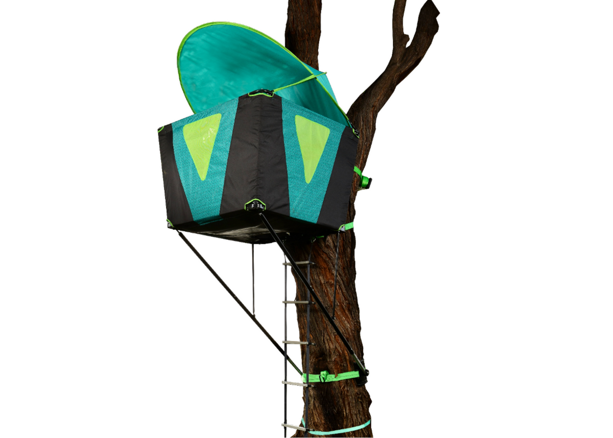 NEW! Slackers Adventure Treehouse