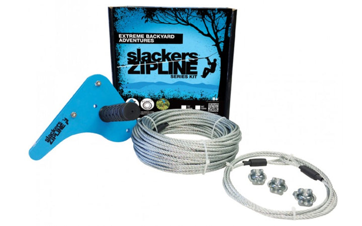 Slackers Series 90' Zipline Kit Without Seat