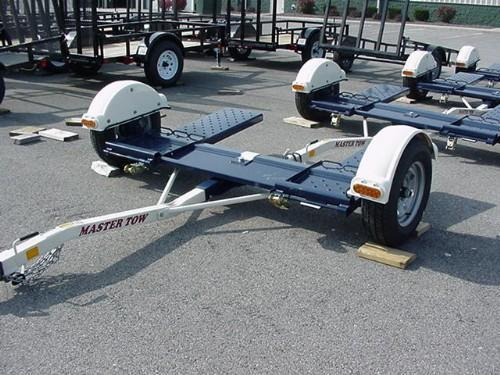 Master Tow 80THDEB Tow Dolly