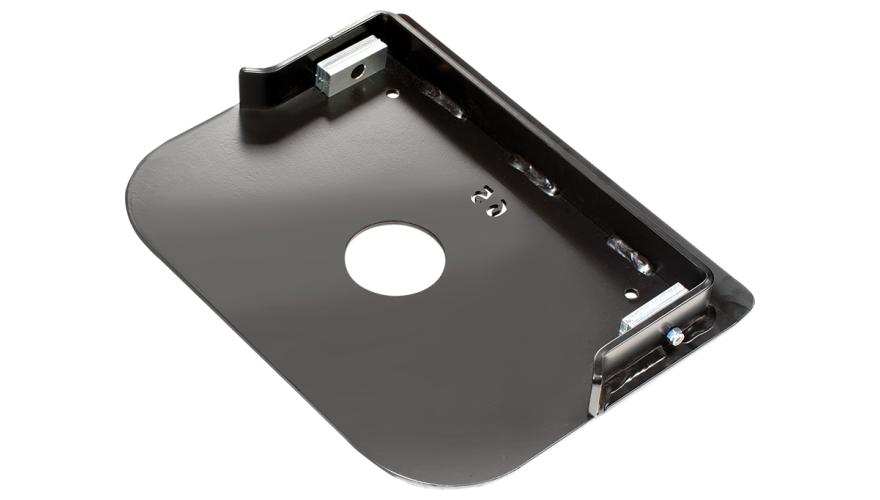 Quick Connect Capture Plate - For Trailair's Flex Air - 331761