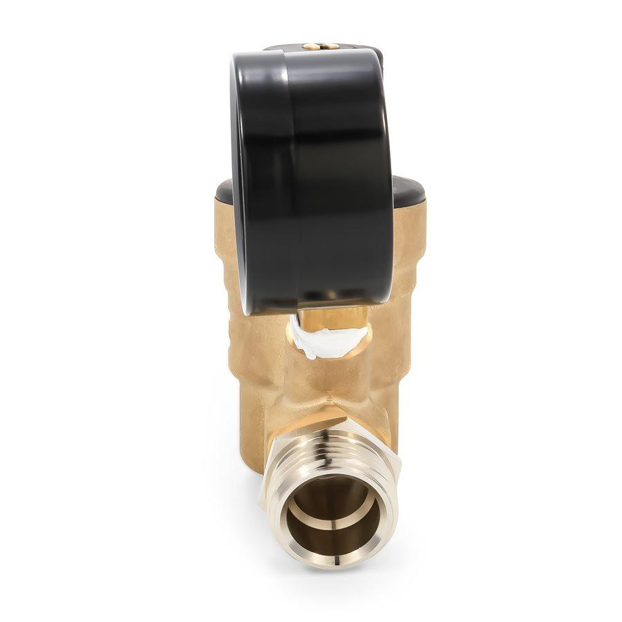 Adjustable Water Pressure Regulator Brass
