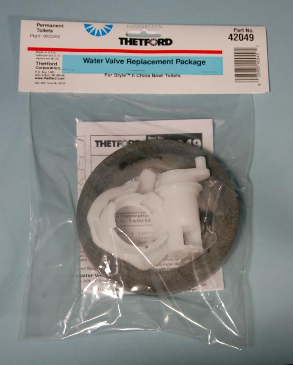 Thetford RV Toilet Valve for Style II 42049