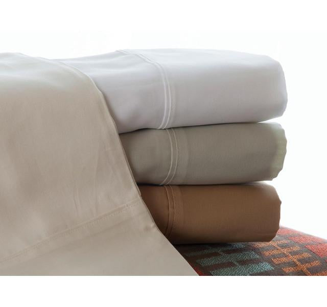 Ivory - Adjustable Sheet Set - Queen & Full Queen