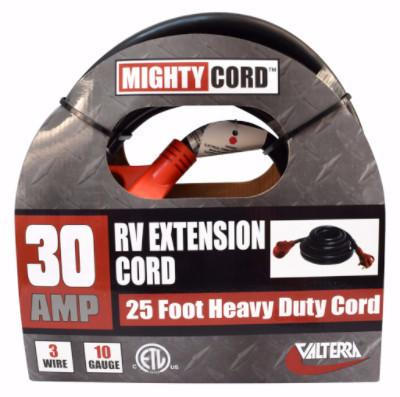 RV Extension Cord - 30 Amp 25 foot