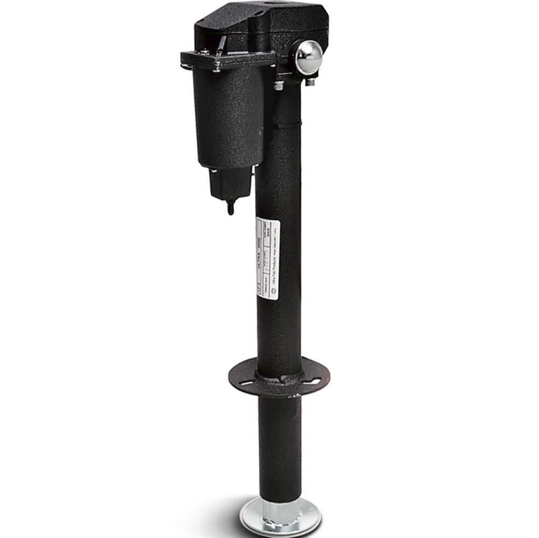 "Electric Tongue Jack 4,000 lb Capacity 2.25"" Tube 38-944014"