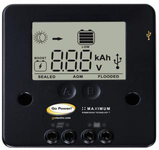 GP-PSK-120 Watt Portable Solar Kit
