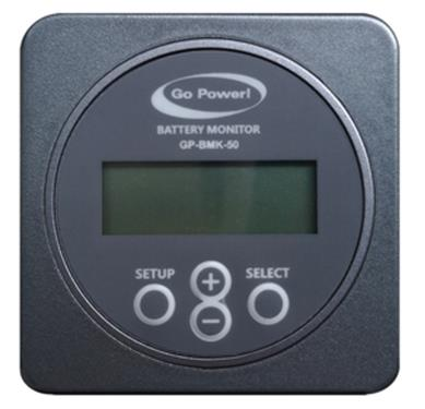 Go Power! Battery Monitor