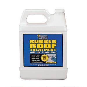 Rubber Roof Treatment - 1 gal