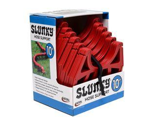 Slunky Support Cradle for RV Sewer Hose - 10' - Red