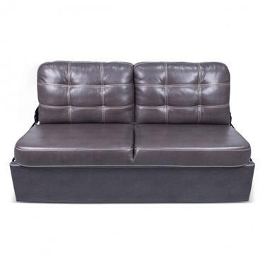 "Thomas Payne Jack Knife Sofa - Dark Chocolate - 68"" W"