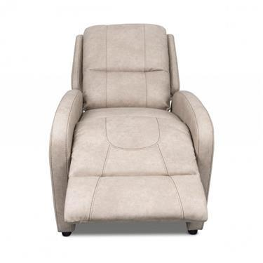 Pushback Recliner - Grantland Doeskin