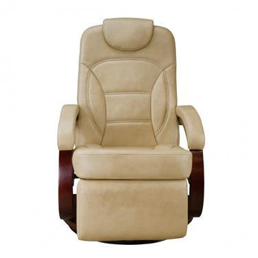 Euro Recliner Chair - Latte