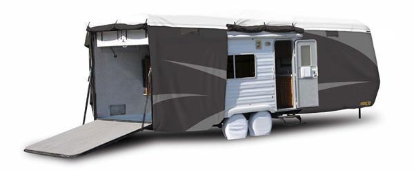 Toy Hauler - Designer Series Tyvek® Plus Wind RV Covers - Up to 20'