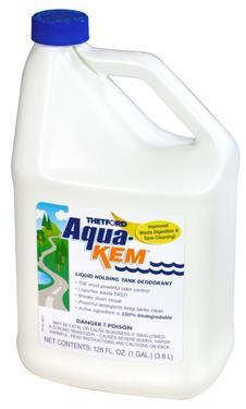 Aqua-Kem Black Water Treatment - Gallon Container