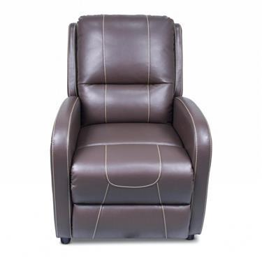 Pushback Recliner - Majestic Chocolate