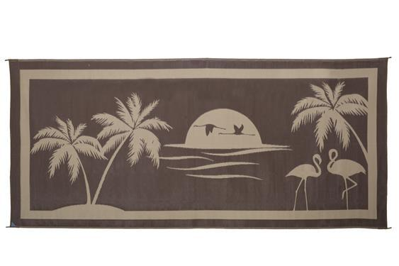 Tropical Oasis Mat - 8' X 18'